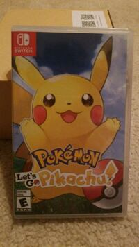 Pokemon Let's go Pikachu New unopened Olney, 20832