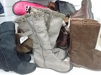 Fall boots for girls Toronto