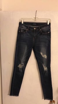 Scoop denim jeans  Vancouver, V6P 4N8