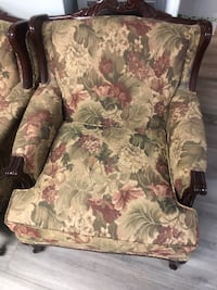 French Provincial Chairs (2) Toronto, M3L 1M6