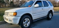 1999 Isuzu Rodeo LS 4X4 4AT