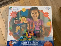 Gears! Gears! Gears! Dizzy Fun Land Motorized Building Set