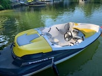 Everything In Working 2008 Seadoo 150 Speedster Comes With Trailer Alexandria