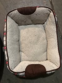 gray and brown pet bed Northglenn, 80233