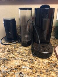 Starbucks Verismo V w/ Frother null