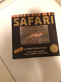 Animal Safari Hologram Book  Lorton, 22079