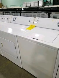 Whirlpool washer & electric dryer set Queens