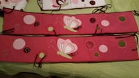 pink and white polka dot textile Barrie, L4N 0W1
