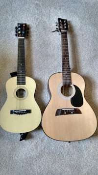 Two guitars Ayer, 01432