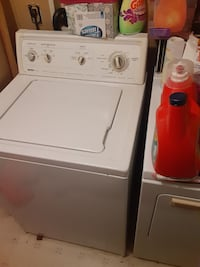 Washer and dryer Kenmore