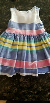 Tommy Hilfiger baby dress 3-6 month  Calgary, T2H 0T7