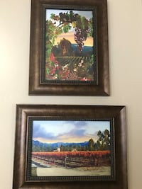 Paintings ! Wine country paintings Saint Helena, 94574