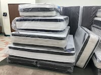 Double pillow top Mattress Sets Excellent Quality all sizes