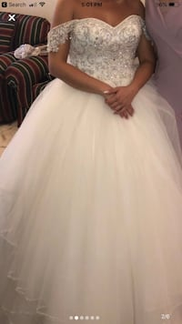 Wedding. Dress for sale for $1000 Mississauga, L5B 4G7
