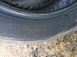 205 55 16 AS Tires