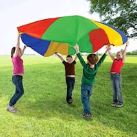 20 foot parachute game for.kids Brewster, 10509