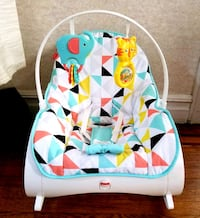 Fisher price infant to toddler rocker chair Kearny, 07032