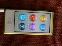 16Gb iPod Nano 7th Gen Edmonton, T6W