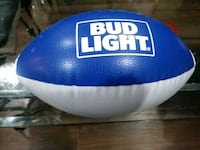 Bud Light Inflatable air football Manassas, 20110
