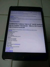 black iPad with black case Tampa