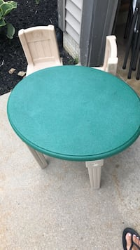 kids activity table Niles, 49120