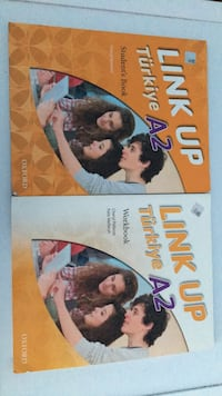 Link Up Türkiye(A2) Workbook&Student's Book Erenler, 54200
