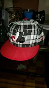 white and black Chicago Bulls fitted cap 782 km