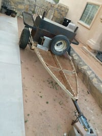 Large grill /trailer make a reasonable offer  El Paso, 79938
