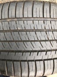 One used tire 285/35ZR19 MICHELIN PILOT SPORT $70 Capitol Heights, 20743
