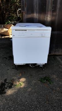 white top-load clothes washer Raleigh, 27603