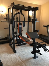 Used Black Gym Equipment For Sale In Monrovia Letgo