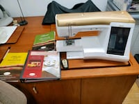 Ellsimio Gold Sewing Machine