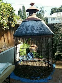 Huge Metal Bird Cage/Aviary Altadena, 91001
