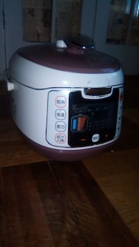 Computerized electric pressure cooker (Chinese)