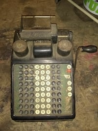 Antique calculator Wilmington, 28401