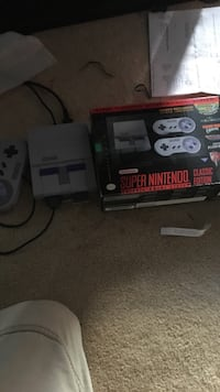SNES Classic Edition with bnox