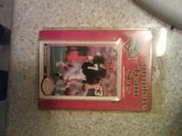 football trading card Kent, 98031
