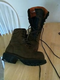 Timberland pro steel toe boots sz 9M Knoxville, 37917