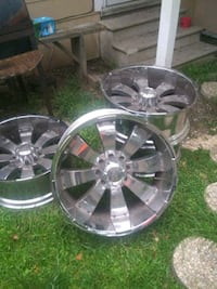 24 inch rims for a dodge truck Lake Charles, 70601