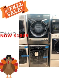 Brand New Maytag Front Load Washer and Kenmore Electric Dryer(Scratch) Elkridge, 21075