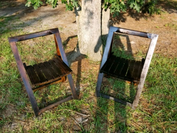 Brilliant Folding Wood Chairs Made In Yugoslavia Ocoug Best Dining Table And Chair Ideas Images Ocougorg