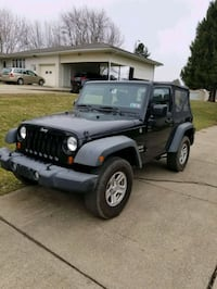 Jeep - Wrangler - 2012 West Middlesex