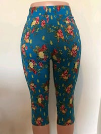 blue and red floral pants on sale!! Coral Springs, 33065