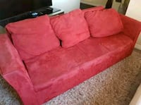 Red Sofa ONE FOR FREE Edmonton, T5K 0Z5