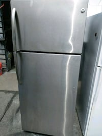 stainless steel top-mount refrigerator Silver Spring, 20906