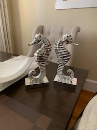 Two Sea Horses for Decor