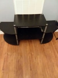 black wooden 3-layer TV stand McMinnville, 37110