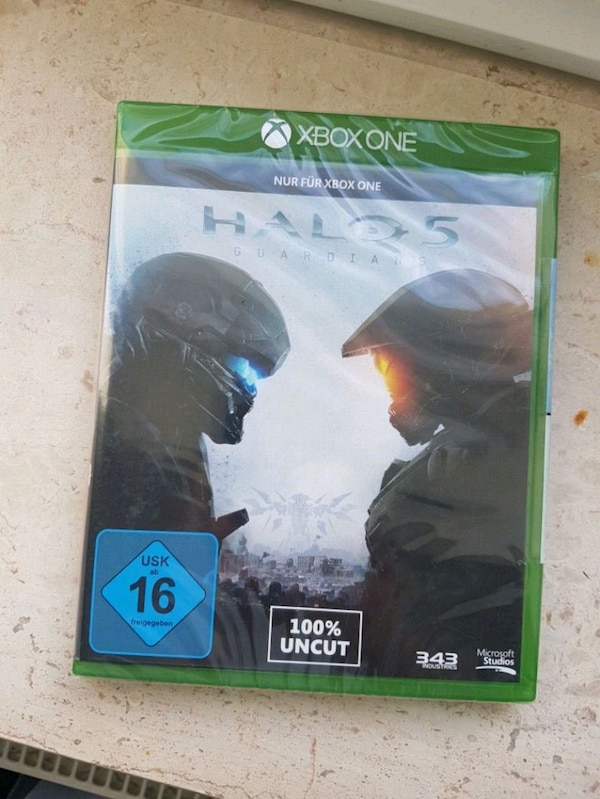 HALO 5 GUARDIANS - XBOX One (Ungeöffnet)