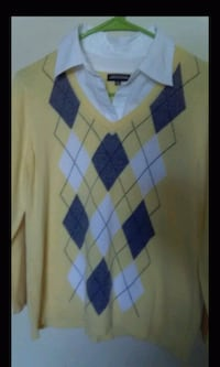 Ladies size large notations sweater $5.00 Spartanburg, 29303