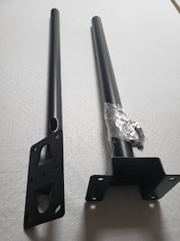 Adjustable Ceiling TV Mount with Extension